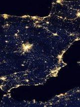 Científicos españoles han detectado que España está entre las que más gastan en alumbrado público de la UE