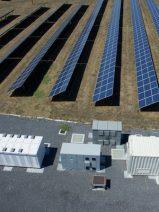 Se pone en marcha la primera planta de almacenamiento de energía renovable de Italia