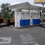 Almacenamiento de energía renovable para electrolinera