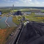¿Qué se hace con los residuos de la quema de combustible fósil de las centrales eléctricas en la UE?