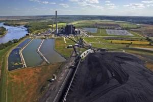 residuos de carbón