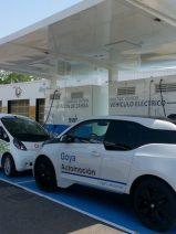 Las electrolineras del futuro son españolas, producen electricidad renovable y la almacenan