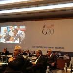 Los ministros de Energía del G20 apoyan medidas basadas en la eficiencia y las renovables