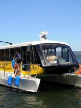 Los taxis solares transforman el transporte público en la ciudad chilena de Valdivia