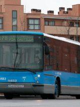 El 75% de la nueva flota de autobuses del Ayuntamiento de Madrid será verde en 2016