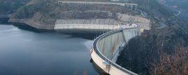 La reserva hidráulica se encuentra al 56% de su capacidad tras un ligero aumento esta semana