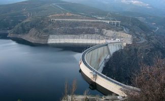 La reserva hidráulica española se encuentra al 56,5% de su capacidad