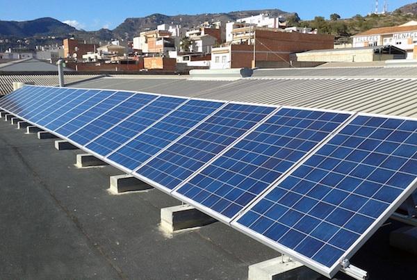 Fotovoltaica-tejados