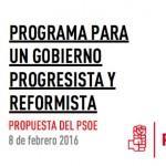 La Fundación Renovables aplaude el programa energético que propone el PSOE