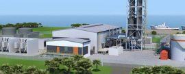 Una nueva central de gas propano asegurará electricidad a una zona turística de Honduras