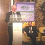 """Arias Cañete: """"El objetivo de la Unión Europea es la descarbonización total, con las renovables"""""""