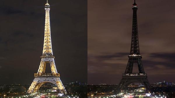 Torre Eiffel. Paris.