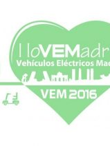 VEM 2016, la feria del vehículo eléctrico de Madrid volverá en su segunda edición el 3, 4 y 5 de junio