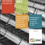 El IDAE avala el despegue de la solar de concentración para su uso en redes de climatización