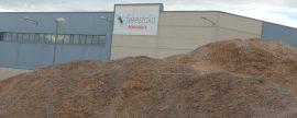 El proyecto de planta de biomasa en Monzón, paralizada por los ecologistas