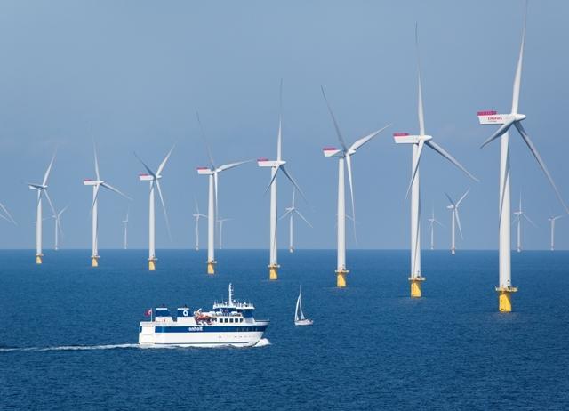102 Aerogeneradores Offshore De Siemens Para El Proyecto