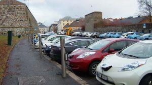 El-25-por-ciento-de-los-coches-que-circulan-por-Noruega-son-eléctricos