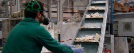 Proyecto BRIO para el reciclaje de palas de aerogeneradores