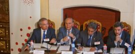 Nadal reitera que ve a España como futura potencia energética mundial