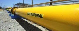 El precio del gas natural sube un 1,87% a partir del 1 de abril