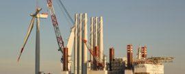 Baterías libres de mantenimiento para la planta eólica del Mar del Norte de E.ON