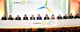 Los accionistas de Gamesa dan luz verde a la fusión con Siemens Wind Power