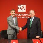 """CLH renueva la colaboración con el ciclo """"La sociedad en busca de Referentes"""" de la Universidad de La Rioja"""