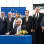 El Parlamento Europeo aprueba ratificar el Acuerdo de París ¿El español cuándo?
