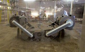 robot capaz de producir combustible
