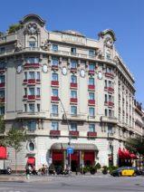 Energía solar térmica en El Palace Hotel Barcelona