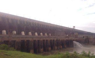 La central hidroeléctrica Itaipú, entre Brasil y Paraguay, a punto de batir récord mundial