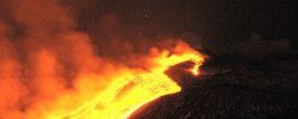 Perforan el corazón de un volcán en busca de energía geotérmica