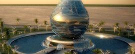 Water Buildings, los hoteles con generación atmosférica de agua