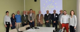 LIFE_WINDRO desarrolla la mayor instalación de desalación eólica del Mediterráneo