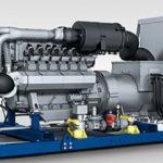 MTU desarrolla un grupo electrógeno formado a partir de un kit de construcción