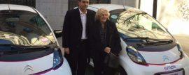 Emov lanza su carsharing eléctrico en Madrid