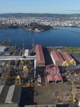NAVANTIA construirá cuatro jackets para el campo eólico marino de Nissum Bredning