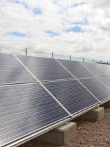 Elecnor construye su primera gran planta solar en Chile