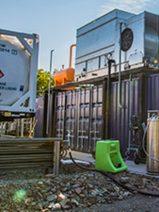 Dresser-Rand pone en marcha su primera solución de producción de GNL a pequeña escala