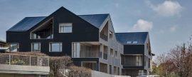 La primera vivienda multifamiliar autosuficiente energeticamente del mundo