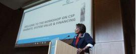 El Banco Mundial explora el potencial de la termosolar concentrada en Oriente Medio y el Norte de África