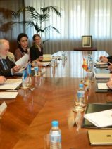 """""""2017 Energy Union Tour"""" Nadal recibe a Cañete y a Maros Sefcovic"""