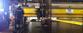Navantia inicia la construcción de la subestación del parque marino East Anglia One para Iberdrola