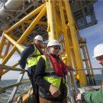 Primer proyecto de eólica marina de Iberdrola en Estados Unidos