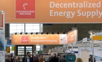 La energía descentralizada será la protagonista de Hannover Messe 2017