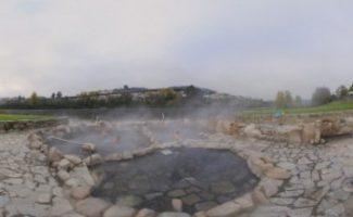 Nadal y el alcalde de Ourense colaborarán en la promoción de la geotermia