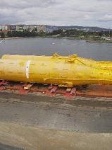 NAVANTIA y WINDAR embarcan las primeras estructuras del proyecto eólico marino Hywind