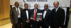 Las plantas termosolares Kathu y Bokpoort, premios African Utility Week Industry Awards