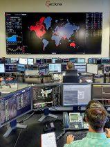 CECOER, el centro de control de energías renovables de ACCIONA, incorpora 1.100 MW de clientes en 3 meses
