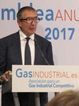 GasINDUSTRIAL demanda medidas para una mayor competitividad del gas